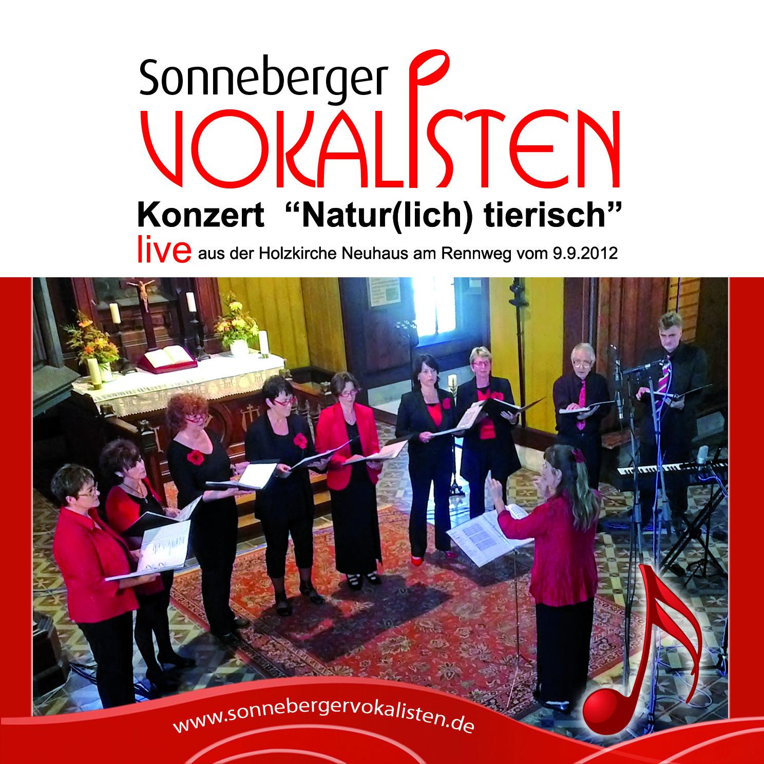 Cover Holzkirche Vorn