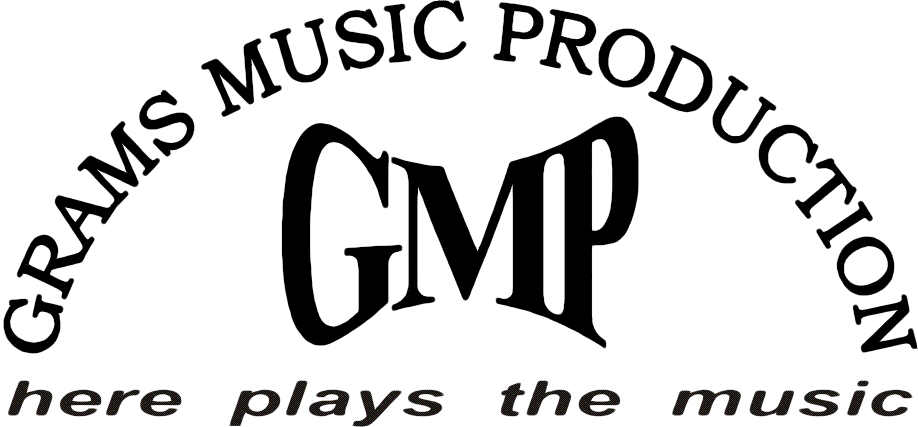 GRAMS MUSIC PRODUCTON Logo