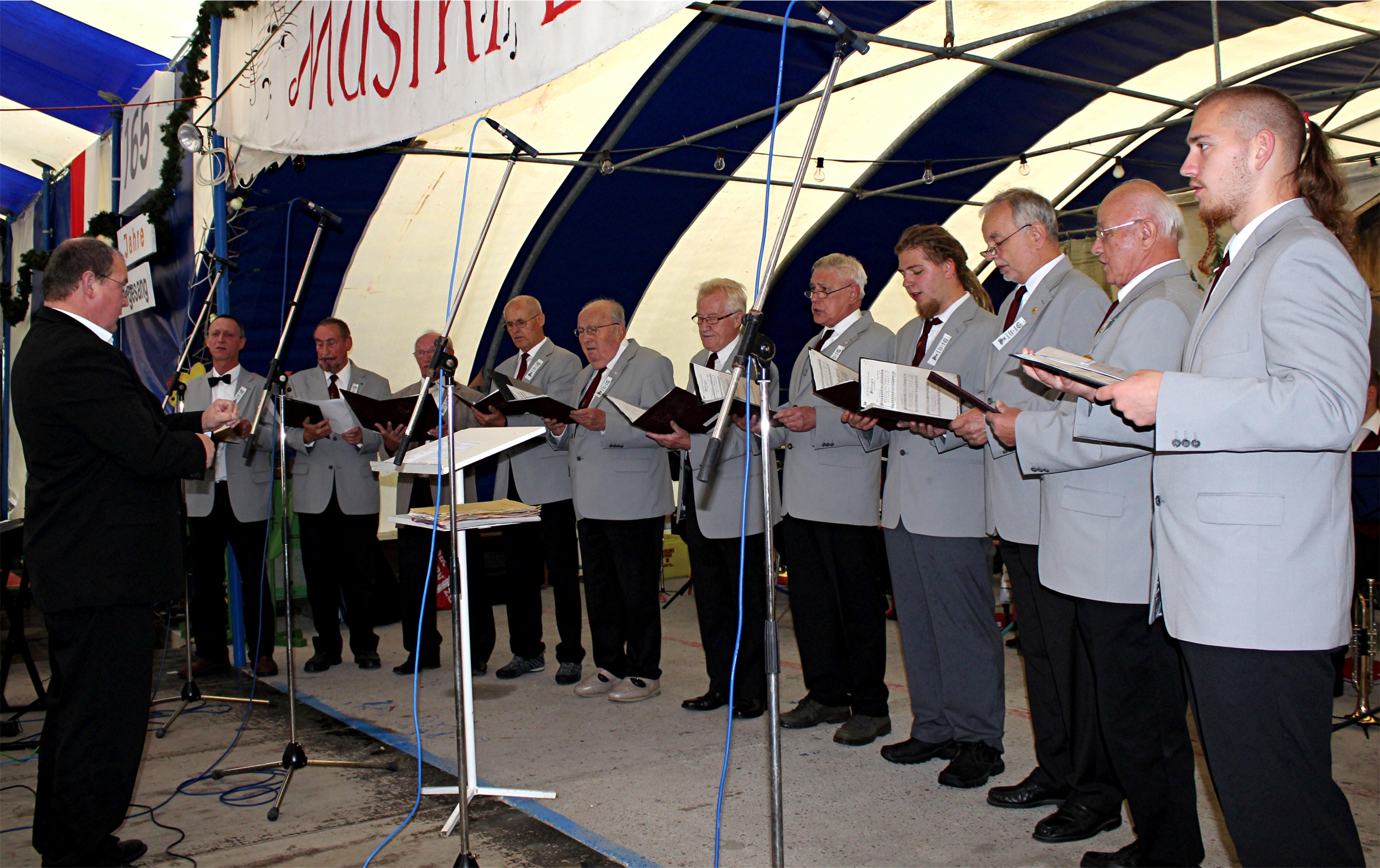 Männerchor Eintracht Lauscha