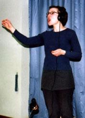 Steffi Erhardt, Dirigentin